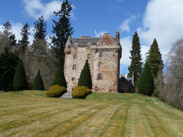 Get Involved Donate Castle Leod